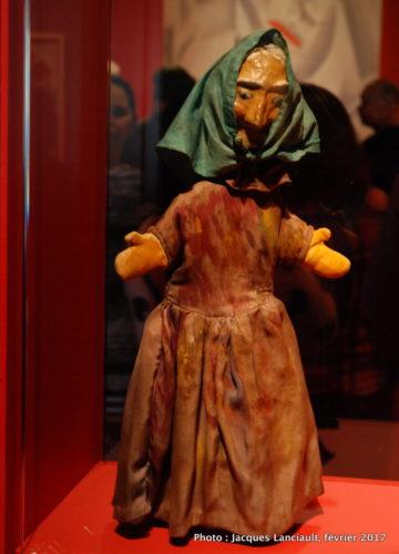 Marionnette, Marc Chagall, MBAM