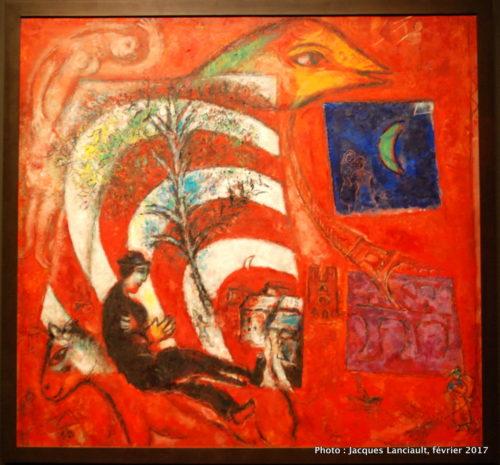 L'Arc-en-ciel, Marc Chagall, 1967, MBAM