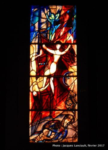 Le songe de Jacob, Marc Chagall, 1966, MBAM