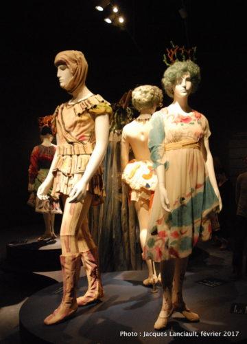 Costumes pour Daphnis et Chloé, Marc Chagall, 1958-1959, MBAM