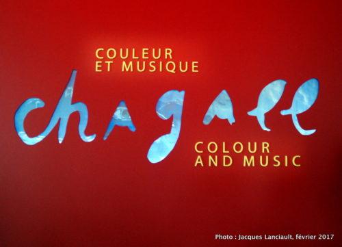 Affiche de l'exposition, MBAM
