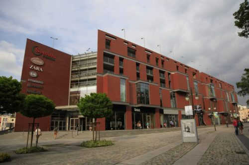 Solaris Center, Opole, Pologne