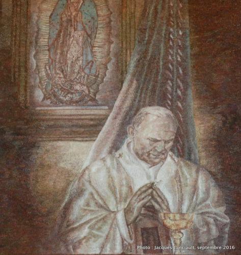 Salle des Chevaliers, basilique de la Sainte-Croix et de la naissance de la Vierge Marie, sanctuaire de Jasna Góra, Częstochowa, Pologne