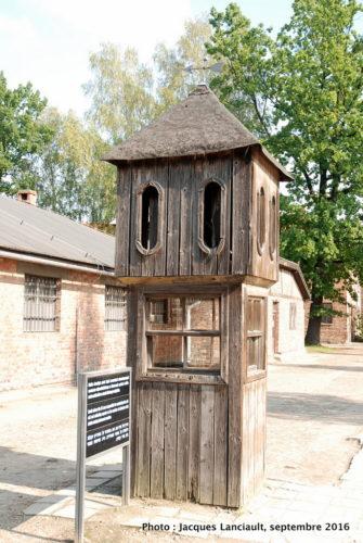 Camp de concentration et d'extermination d'Auschwitz-Birkenau, Oświęcim, Pologne