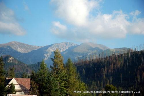 Les monts Tatras, Pologne