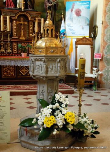 Basilique mineure de la Présentation de la bienheureuse Vierge Marie, Wadowice, Pologne