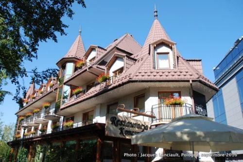Hôtel Litwor, Zakopane, Pologne