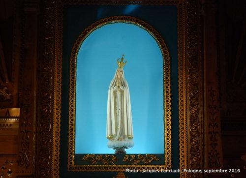 Chapelle du parc du sanctuaire Notre-Dame-de-Fatima, Zakopane, Pologne