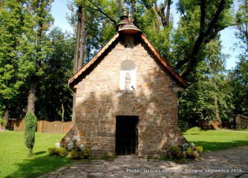 Chapelle, Zakopane, Pologne