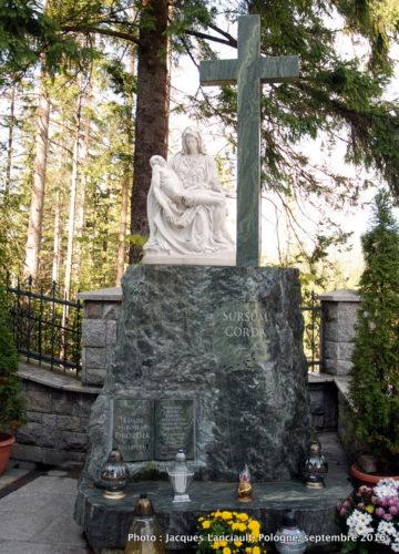 Pietà, Sanctuaire Notre-Dame-de-Fatima, Zakopane, Pologne
