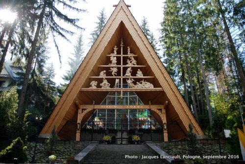 Parc du sanctuaire Notre-Dame-de-Fatima, Zakopane, Pologne