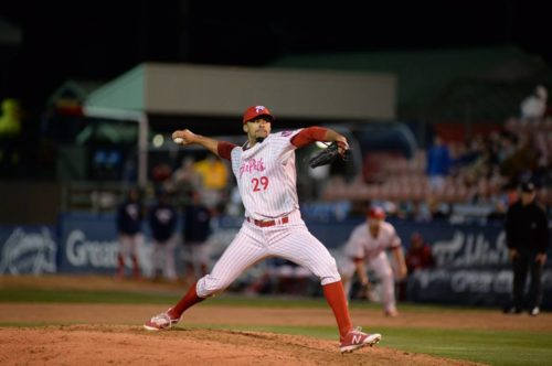 Jesen Dygestile-Therrien, Fightin Phils de Reading