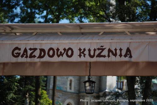 Restaurant Gazdowo Kuznia, Zakopane, Pologne