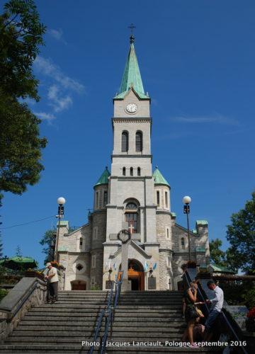 Église de la Sainte-Famille, Zakopane, Pologne