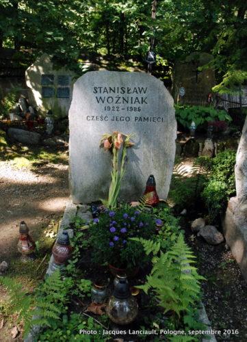 Stary Cmentarz Peksowym Brzyzku, Zakopane, Pologne