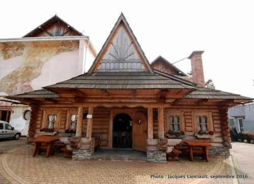 Restaurant Góralsko Strawa, Nowy Targ, Pologne