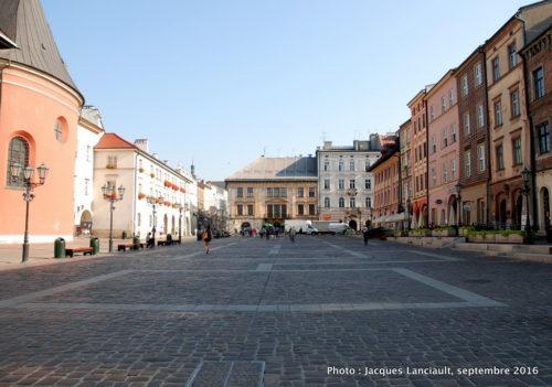 Mały Rynek, Cracovie, Pologne