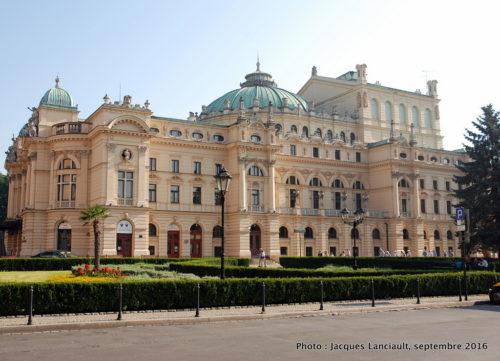 Théâtre Juliusz Słowacki, Cracovie, Pologne