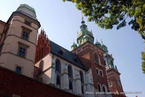 Cathédrale de Cracovie, Cracovie, Pologne