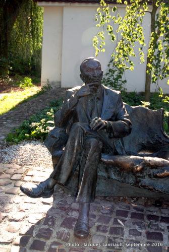 Jan Karski, Kazimierz, Cracovie, Pologne