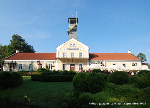L'ancienne mine de sel de Wieliczka, Pologne