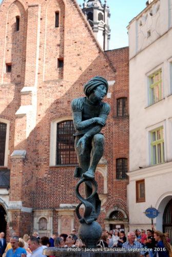 Vieille ville, Cracovie, Pologne