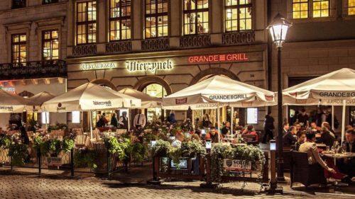 Restaurant Wierzynek, Cracovie, Pologne