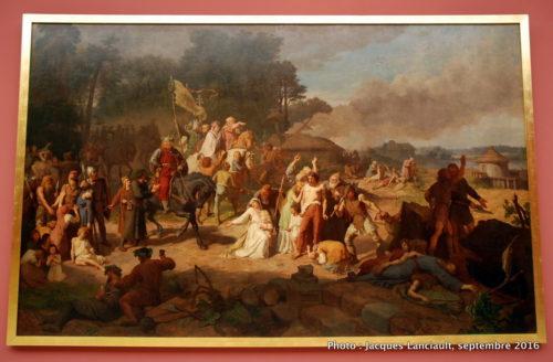 Galerie de la peinture polonaise du XIXe siècle, Rynek de Cracovie, Pologne