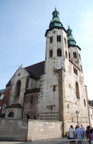Église Saint-André, Cracovie, Pologne
