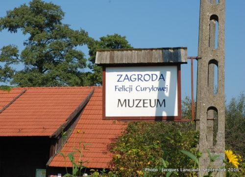 Muzeum Zagroda Felicji Curyłowej, Zalipie, Pologne