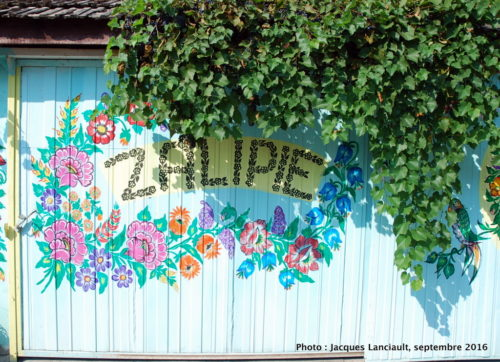 Zalipie, Pologne