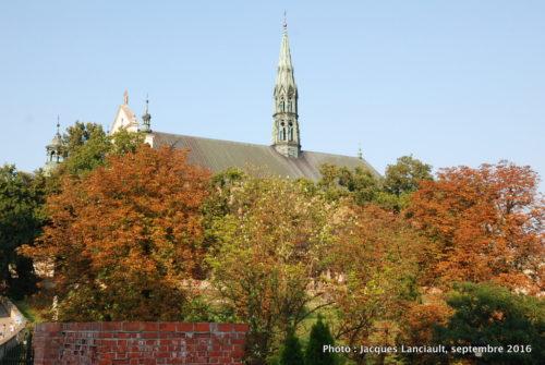 Église de Sandomierz, Pologne