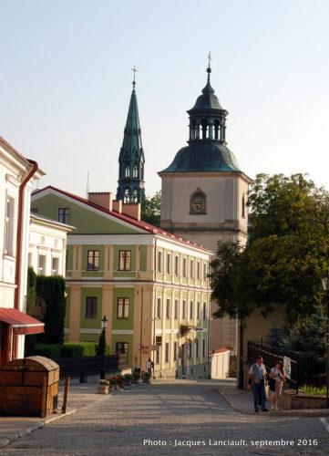 Églises de Sandomierz, Pologne