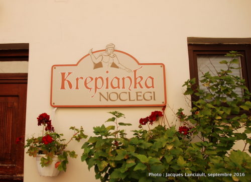 Maison d'Halina Krempianka, Sandomierz, Pologne