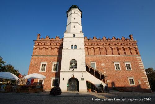 Hôtel de Ville, Sandomierz, Pologne