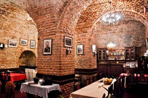 Restaurant Padwa, Zamość, Pologne