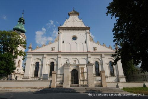 Cathédrale, Zamość, Pologne