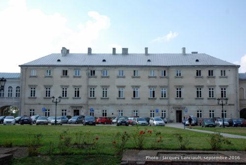Palais de Jan Zamoyski, Zamość, Pologne
