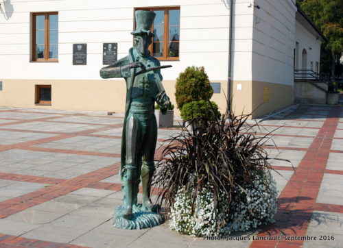 Plac Tadeusza Kościuszki, Szczebrzeszyn, Pologne