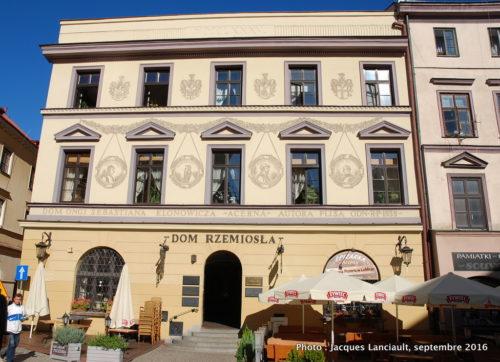 Dom Rzemiosła, Lublin, Pologne