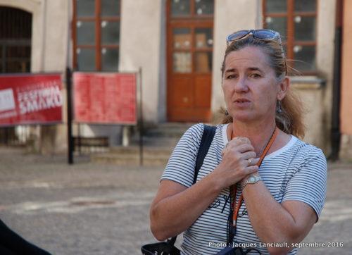 Guide locale, Lublin, Pologne