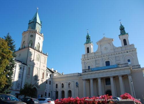 Cathédrale Saint-Jean-Baptiste et à Saint-Jean-l'évangéliste, Lublin, Pologne