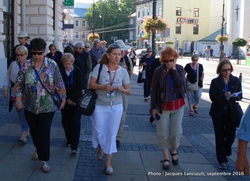Promenade, Lublin, Pologne