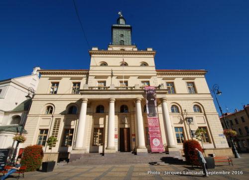 Hôtel de Ville, Lublin, Pologne