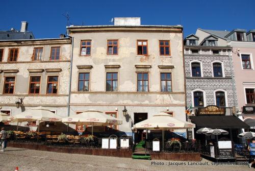 Vieille ville, Lublin, Pologne
