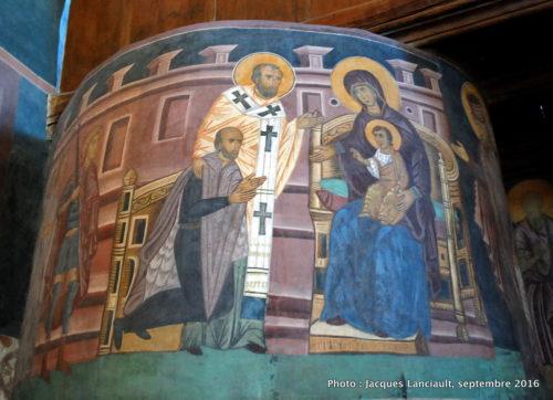 Chapelle Sainte-Trinité, Lublin, Pologne