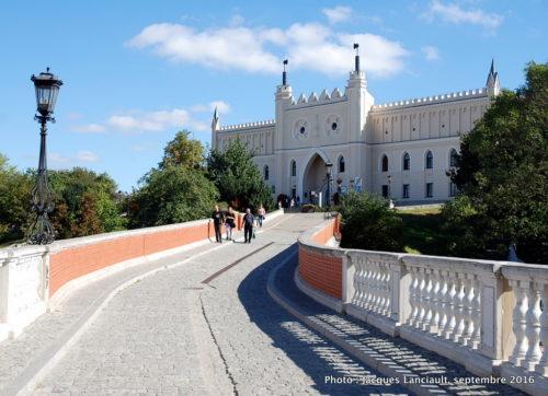 Château royal, Lublin, Pologne