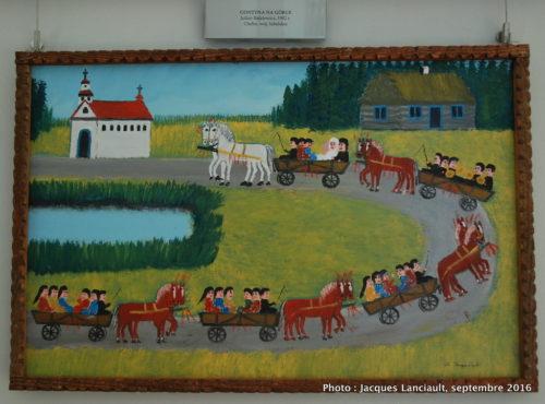 Musée de l'histoire de la ville, Lublin, Pologne