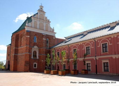 Chapelle de la Sainte-Trinité, Lublin, Pologne