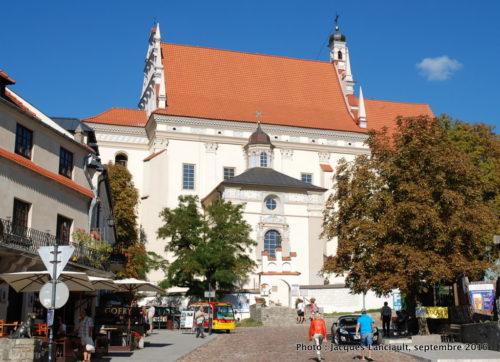 Église réformée des Franciscains, Kazimierz Dolny, Pologne